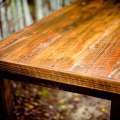 Onderhoud van houten meubelen